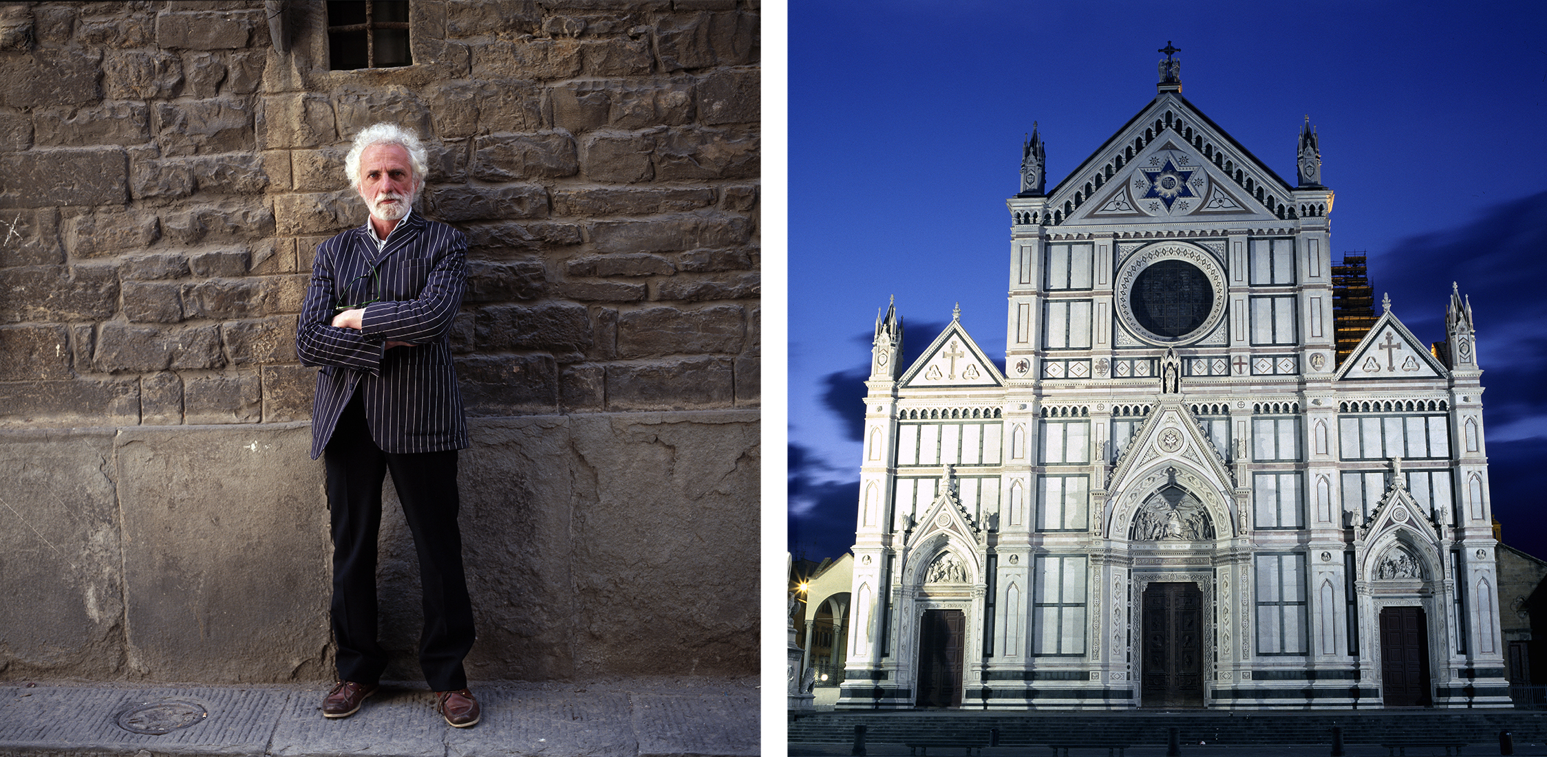 Andrea and Santa Croce